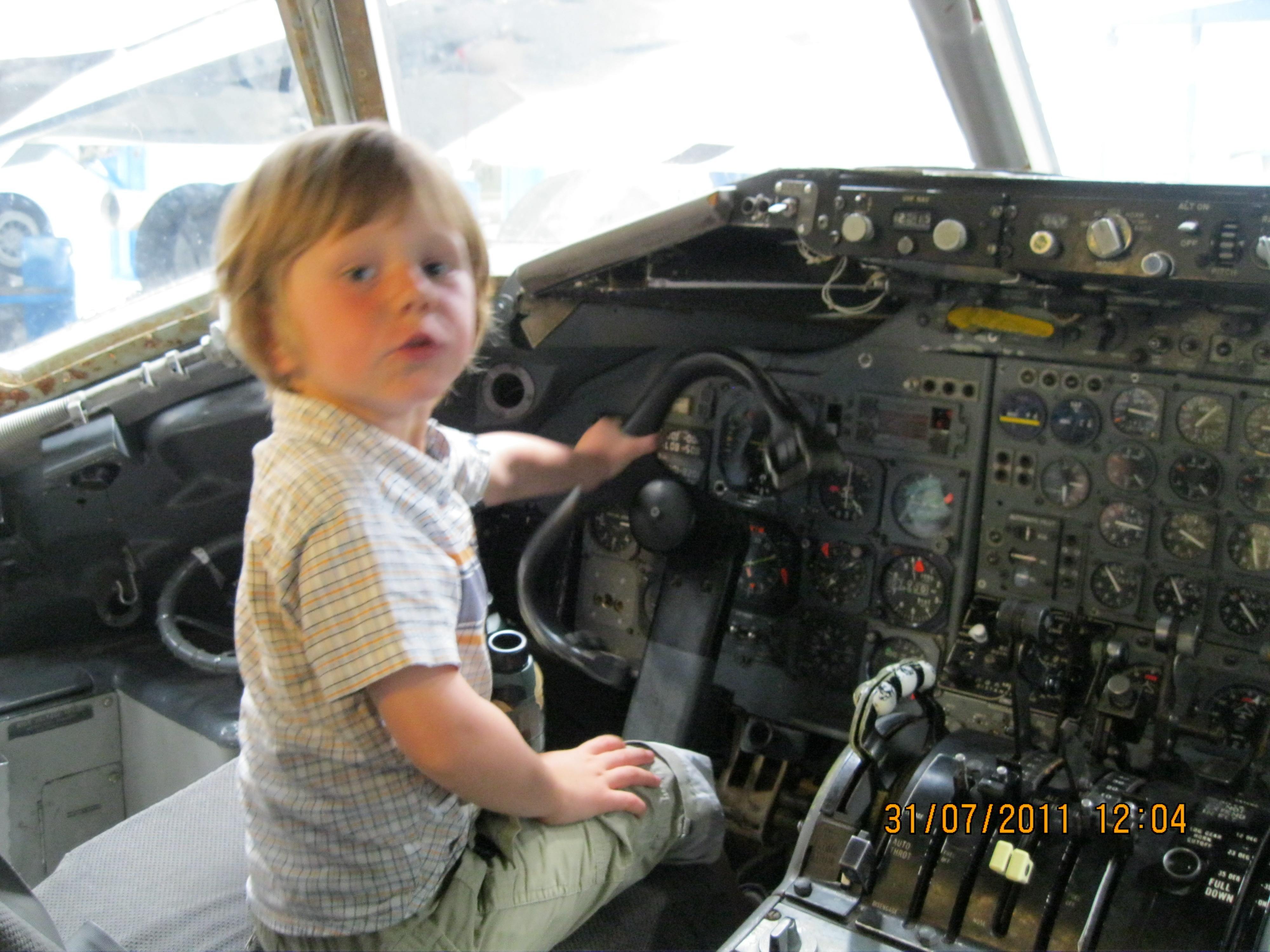 flyvemaskiner i danmark
