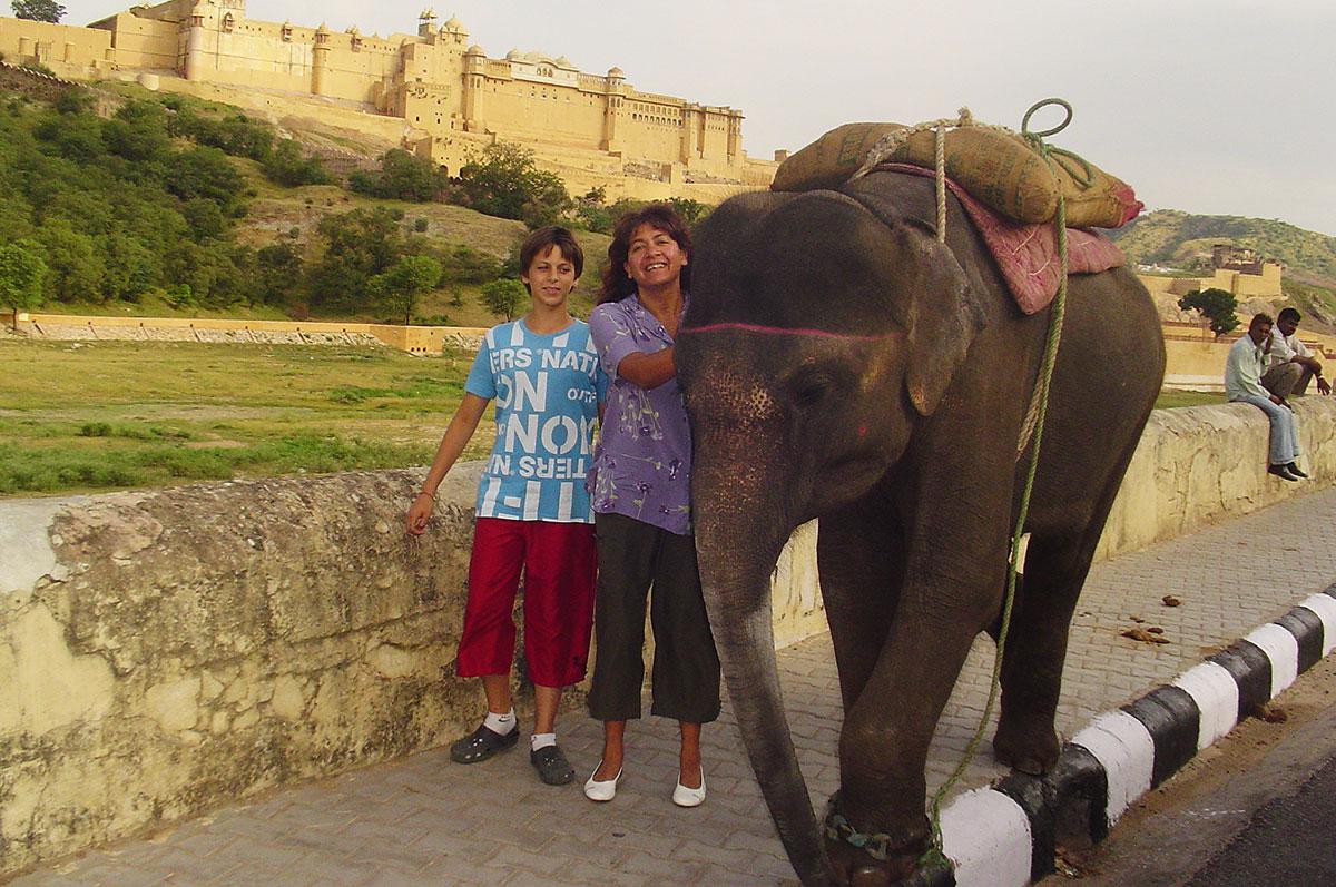 Intens Indiens -ferie gav gode minder « Børneferie